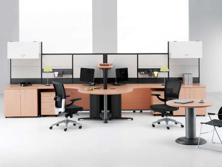 furniture for small office. Modern Office Furniture Installations For Small